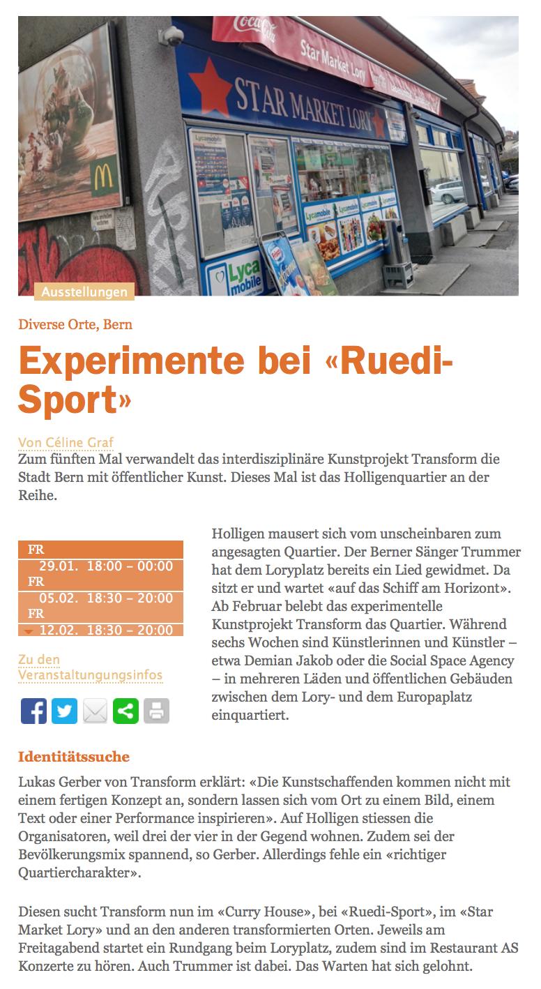 2016-0127_Berner Kulturagenda